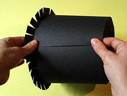 zylinder aus papier basteln my blog. Black Bedroom Furniture Sets. Home Design Ideas