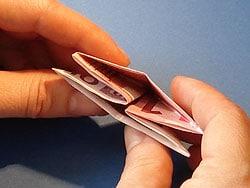 Geldscheine Falten Wie War S Mit Einem Fisch Basteln Gestalten
