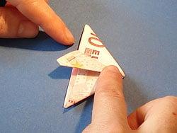Geldscheine Falten Wie Wär S Mit Einem Fisch Basteln