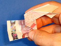 Geldgeschenkidee