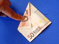Geldgescheneke basteln