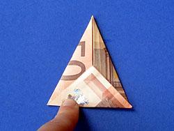 eine kleine Geld-Fee basteln