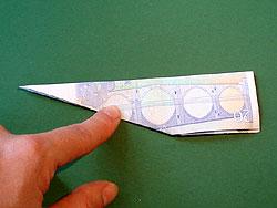 Geld Flugzeug