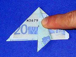 Einen Geldboten Basteln Basteln Gestalten