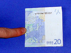 Geldboten basteln
