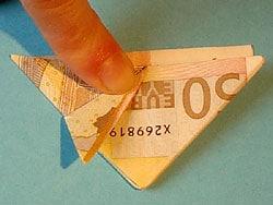 Schritt 6: Geldgeschenke basteln