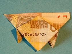 Schritt 8: Idee zum Geldfalten