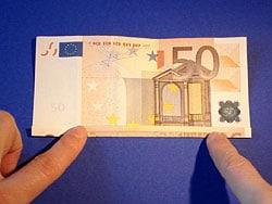 ein Geldgeschenk basteln