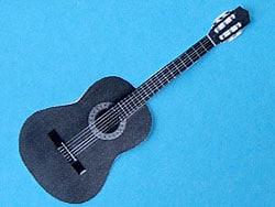 gitarre aus geld falten