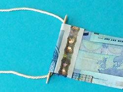 Geld schenken