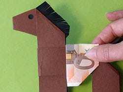 Idee für ein Geldgeschenk