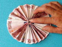 Geldgeschenk für den Urlaub