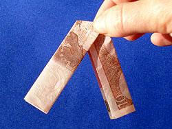 Geldgeschenke Verpackt Als Hemd Und Hose Basteln Gestalten