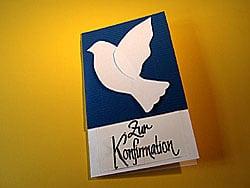 Konfirmationskarte