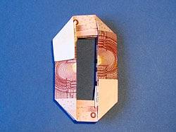Geldgeschenk verpacken