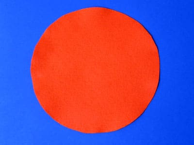 Kreis ausschneiden