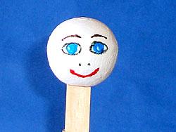 Bastelanleitung für eine Puppe