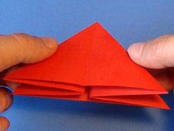 Schritt 6: ein Dreieck entsteht