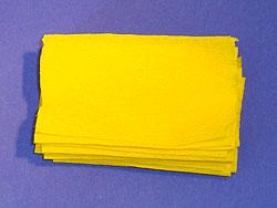 Basteln mit Krepp-Papier