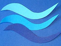 Schritt 16: Wellen ausschneiden