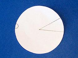 Schritt 2: Linien und Halbkreis zeichnen