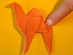 Tiere aus Papier