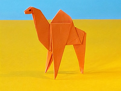 Kamel basteln