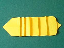 Tier aus Papier