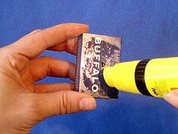 Basteln mit Streichholzschachteln