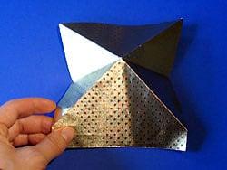 Schritt 5: Papier umdrehen