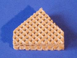 Bastelanleitung für ein Knusperhaus aus Keksen