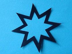 Διπλωμένο αστέρων