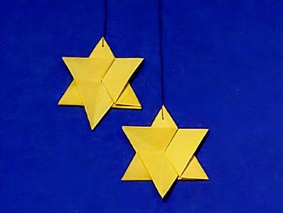 Stern Anhänger