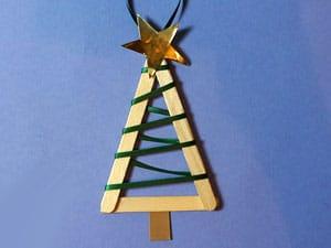 Tannenbaum für Weihnachten
