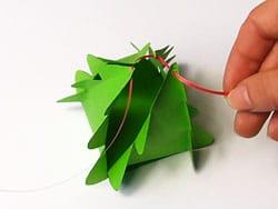 Basteln zur Weihnachtszeit