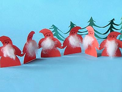 Weihnachtsmann - Reigen