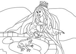 Malvorlagen Für Märchen Basteln Gestalten