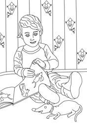 Malvorlagen für Kinder