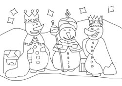 malvorlagen für die weihnachtszeit | basteln & gestalten