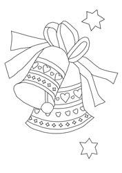 ausmalbilder - weihnachten | basteln  gestalten