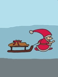 Malvorlagen für Weihnachten