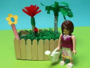 Geldgeschenk für den Garten