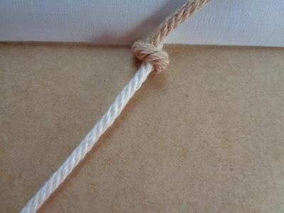 Rechts-Knoten