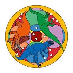 Mandala Dinos