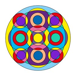 Mandala - Formen 5
