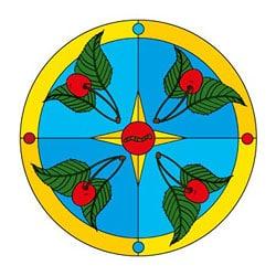 Mandala Kirschen