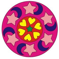 Stern Mandala
