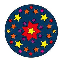 Sternenmandala
