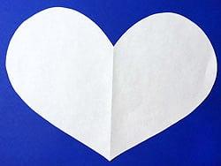 Herz aus kleinen Herzen