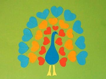 Herz Vogel